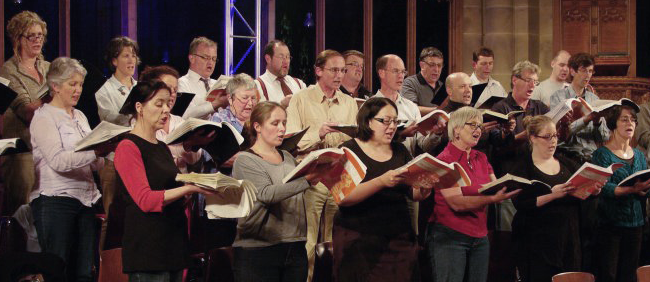 The Allegri Ensemble, Messiah 2011
